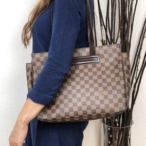 Authentic Louis Vuitton Parioli PM damier  BAG